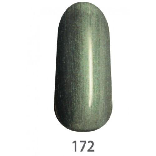 Гель-лак My nail System №172 серый с микроблеском , эмаль 9 мл