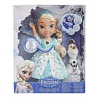 Кукла Эльза поющая Холодное сердце My First Disney Princess Frozen Snow Glow Elsa