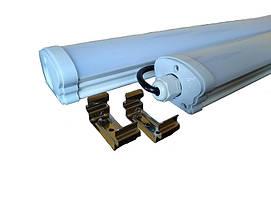 Світильник LED LPP20-600-6500K-20W-220V-1800L-IP65 (ЛПП 2х600) TNSy