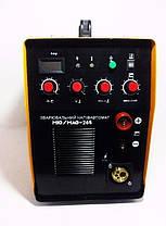 Сварочный полуавтомат инверторный 2в1 Kaiser MIG-265, фото 2