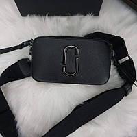 Кожаная сумка Marc Jacobs Snapshot. Натуральная кожа, люкс!