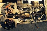 Ступица в сборе с ABS перед / Кулак поворотныйHondaHR-V1999-2006