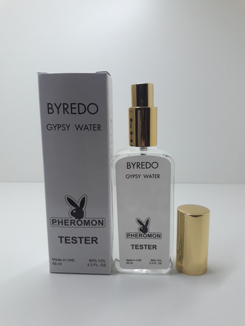 Тестер с феромонами унисекс Byredo Gypsy Water (Байрэдо Джипси Вотэр) 65мл
