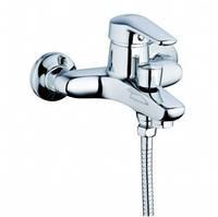 Смеситель (Латунь) ISO_Zegor XZ51 для ванны с коротким изливом SWZ