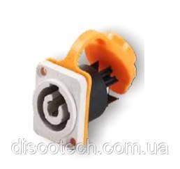 Разъем Roxtone RAC3MPO-WP панельный тип powerCON