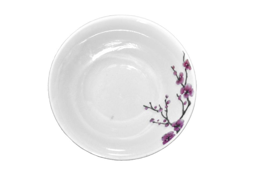 """Суповая тарелка """"Сакура"""" 20см (фарфор)"""