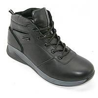 Мужские зимние ботинки, кроссовки из натуральной КОЖИ