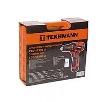 Шуруповерт аккумуляторный Tekhmann TCD-12 HB Li, фото 2
