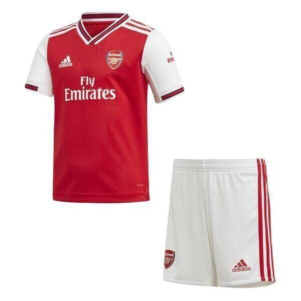 Футбольная форма Арсенал (Arsenal), дом/красный сезон 19/20 M XL 2XL