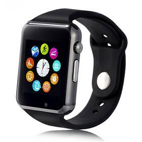 Часы Smart watch A1 черные Аналог Apple Watch