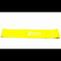 Еспандер для ніг Mini Bands Жовтий, фото 2