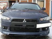 "Тюнинг Mitsubishi Lancer X  ""Ноздри"""