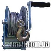 Лебедка барабанная 250кг (10-025)