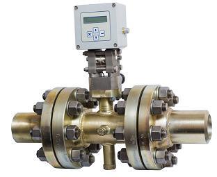 Расходомеры-счетчики газа РГ-ОНТ DN 100