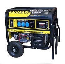 Генератор бензиновый FIRMAN FPG 7800E2 5-5,5 киловат АКЦИЯ, фото 2