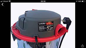 Пылесос промышленый для сухой и влажной уборки FORTE VC3018SAD 30л, фото 3