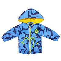 Куртка для мальчика 92-110 парка