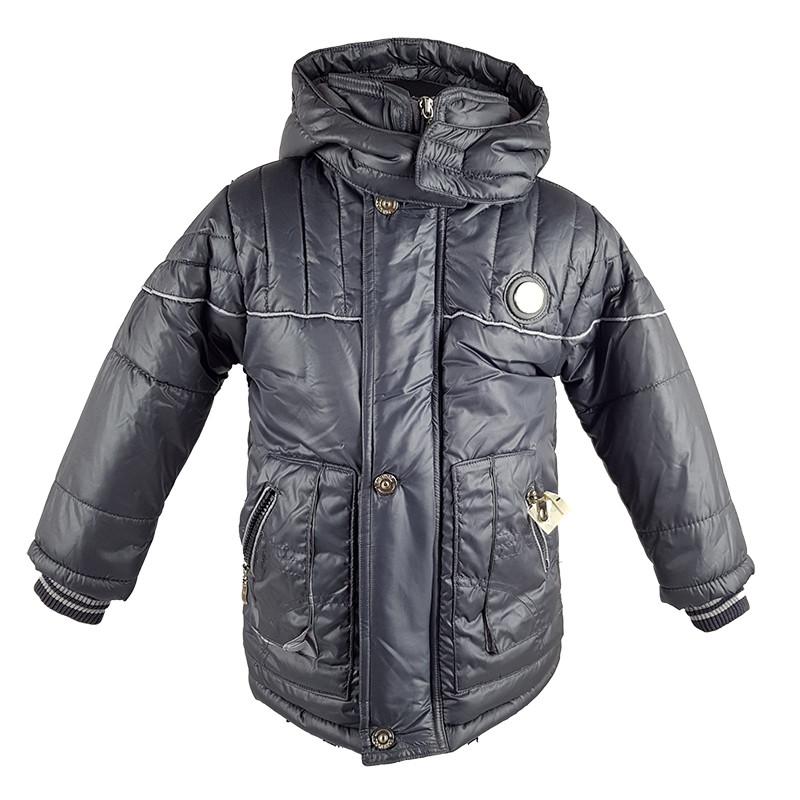 """Детская зимняя куртка для мальчика """"Onbuco"""" 92 см"""