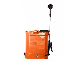 Опрыскиватель аккумуляторный (12л) Sturm GS8212B