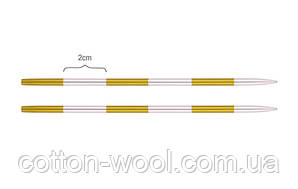 Зйомні кругові спиці KnitPro SmartStix 3.5