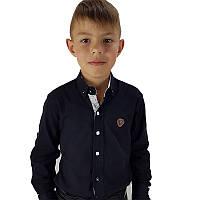 Сорочка для хлопчика 110-128 (5-8р.) арт.121723                                                     , фото 1