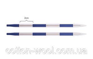 Зйомні кругові спиці KnitPro SmartStix №4