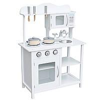Детская деревянная кухня RicoKids RC-800 60 x 30 x 85 cm + аксессуары (9048)