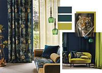 Тенденції в інтер'єрі єрному текстилі AW19 (осінь-зима 2019) від англійської фабрики Prestigious Textiles