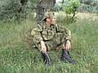Костюм детский Киборг для мальчиков цвет камуфляж A-TACS копия военного костюма, фото 4