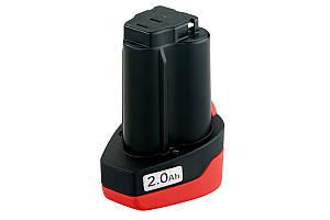 Аккумулятор Metabo Li-Ion 10.8 В/2.0 Ач (625438000)