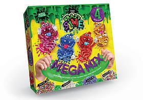 Набір для виготовлення лизуна Crazy Slime Mega Mix 4 в 1 Данко-Тойс 01063