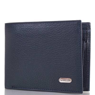 Мужской кожаный кошелек CANPELLINI (КАНПЕЛЛИНИ) SHI1108-4FL