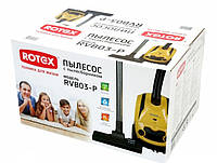 Пылесос для сухой уборки ROTEX RVB03-P