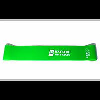 Еспандер для ніг Mini Bands Зелений, фото 2