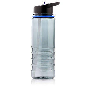 Бутылка для воды спортивная Meteor (original) 0,7L, спортивный поильник, спортивная фляга