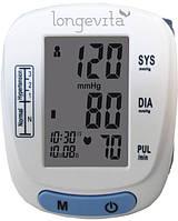 Автоматический измеритель давления Longevita BP-201M (манжета на запястье)