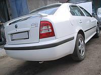 Cпойлер RS Skoda Octavia
