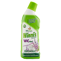 Гипоалергенный гель для унитаза 750 мл Winni's WC Gel 8002295001382