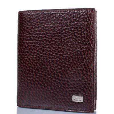 Мужское кожаное портмоне DESISAN (ДЕСИСАН) SHI112-019-10FL