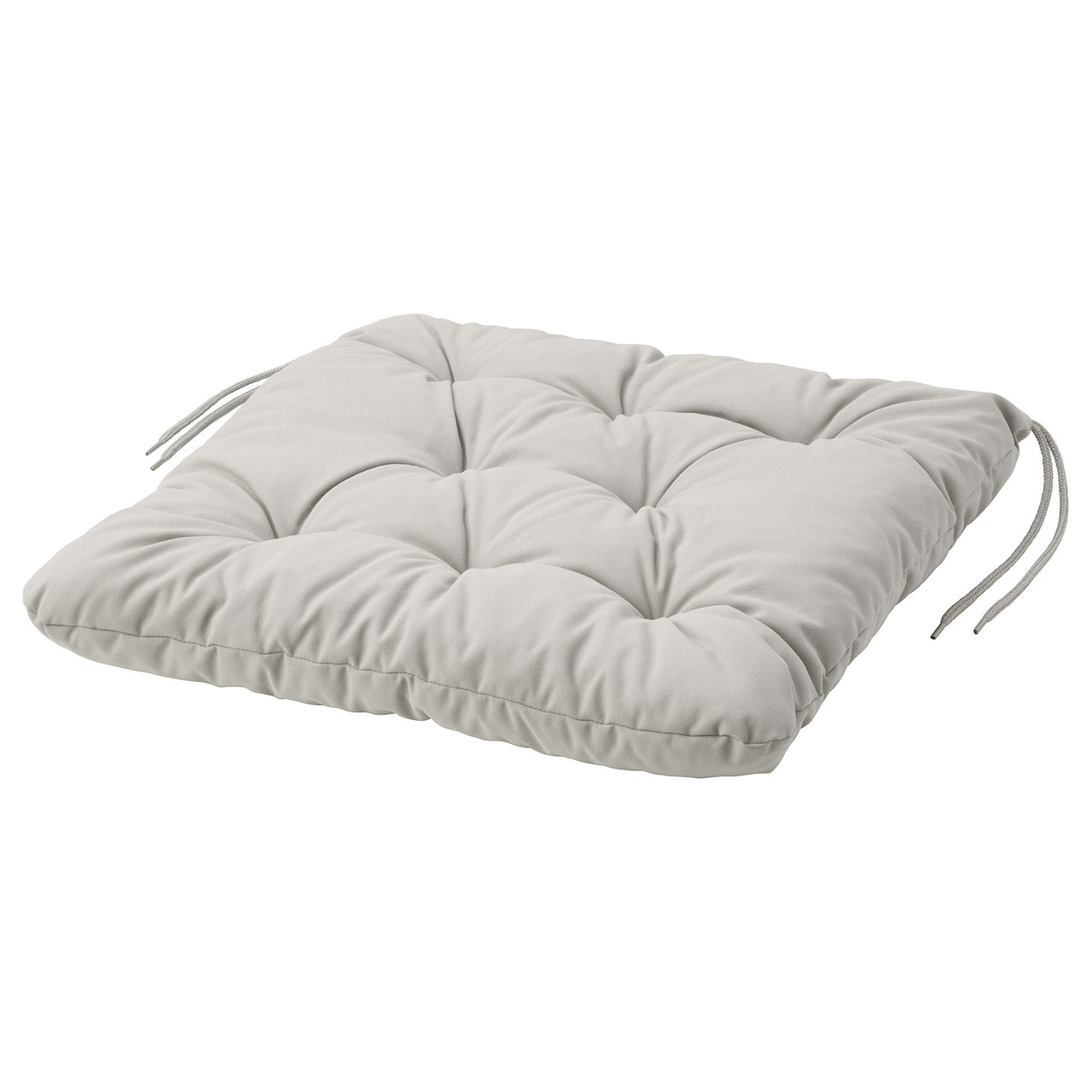 Подушка для кресла IKEA KUDDARNA серый 504.111.03