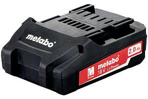 Акумуляторний блок Metabo Li-Power 18 В/2.0 Ач (625596000)