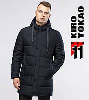 Куртка зимняя мужская 6006 черная Kiro Tоkao