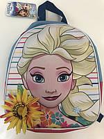 Рюкзак детский 3Д с цветком Frozen Disney