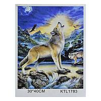Картина по номерам KTL 1783 (30) в коробке 40х30
