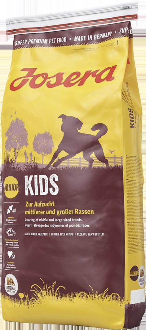 Корм для щенков Josera Kids 15 кг