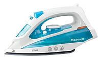 Утюг Maxwell MW-3055 Blue