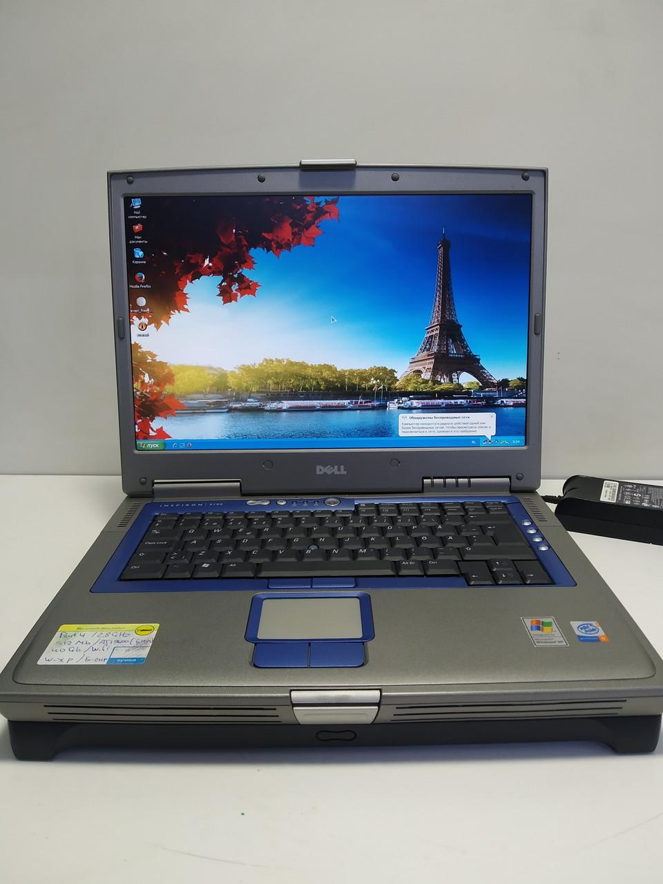 Dell Inspirion 9100\ Intel 2.8 Ггц\ 512 МБ  ОЗУ \ 40 ГБ HDD