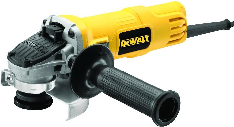 Углошлифовальная машина DeWalt DWE4051