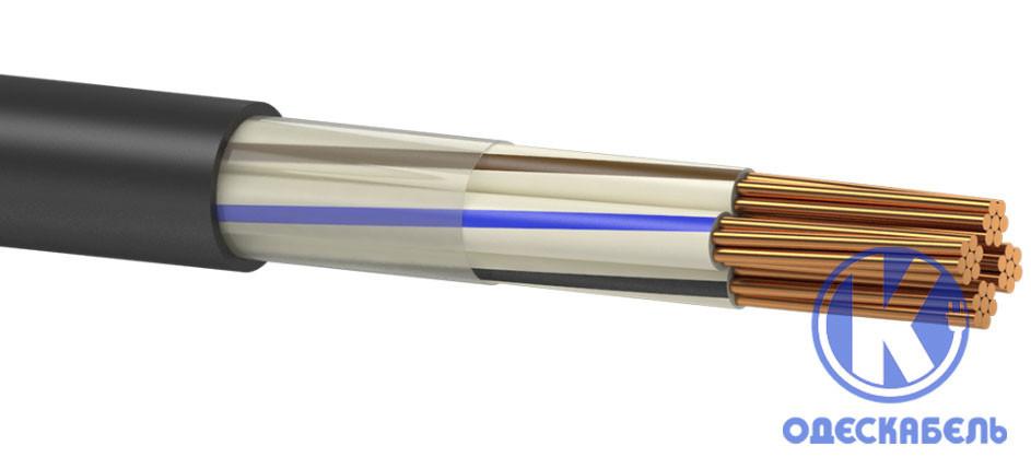Кабель силовой медный ВВГ-П 2x2,5 (ож) -0,66 (ВВГ-П 2*2,5)