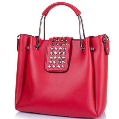 Женская сумка из качественного кожезаменителя  ETERNO (ЭТЕРНО) ETK4264-1